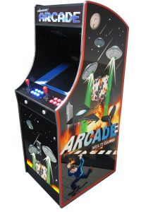 Hyperspin Arcade Machines